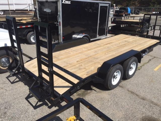 2019 Sure-Trac 81 X 18 10K Equipment Trailer