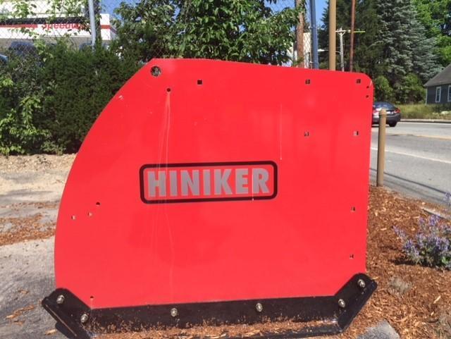 2018 Hiniker 10' Pusher