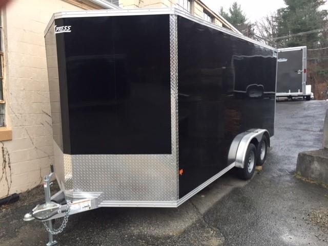 2019 High Country Trailers HC7.5 x 16 Enclosed Ramp