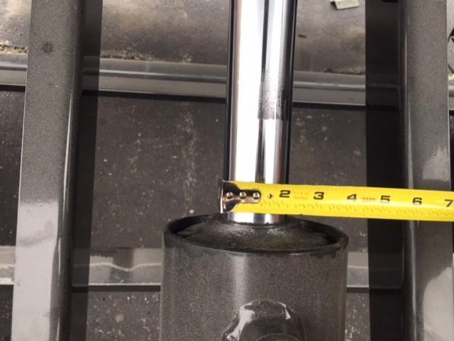 2018 Sure-Trac 7 x 14 HD low profile scissor Dump