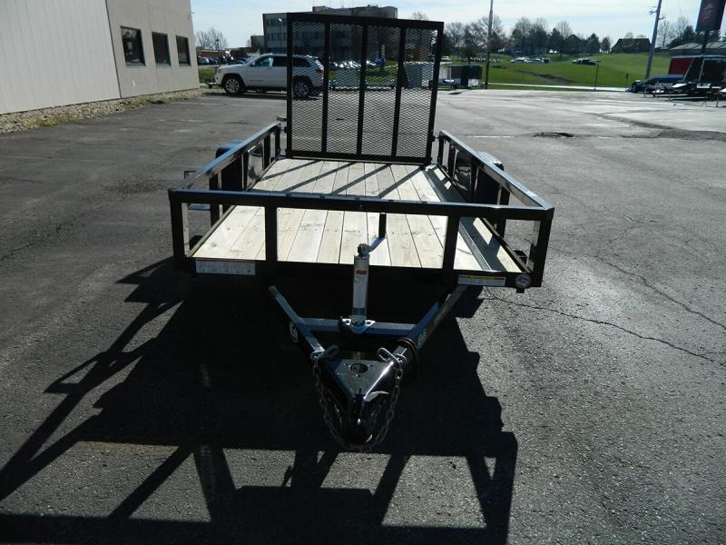 2019 Sure-Trac 5'x10' Tube Top Utility Trailer