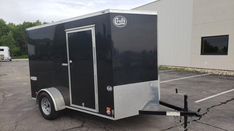 Used 2018 Bravo 6x10 GT Model With Ramp Door