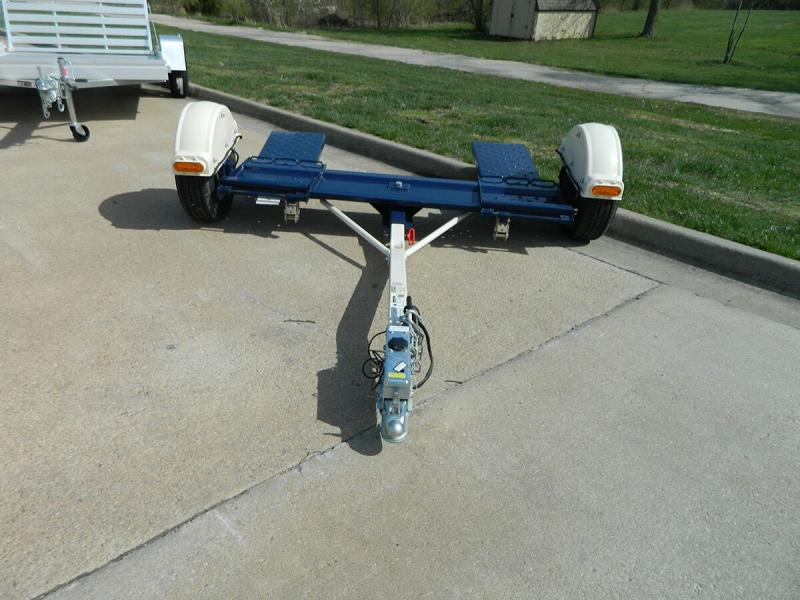 Used 2019 Master Tow Dolly w/ Surge Brakes - Used Once!