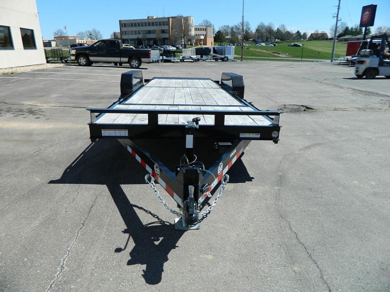 "2019 Sure-Trac 82""x22' Equipment Tilt Trailer - 14k"