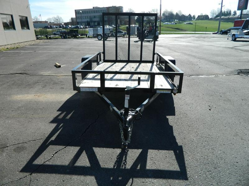 2018 Sure-Trac 5'x8' Angle Iron Utility Trailer