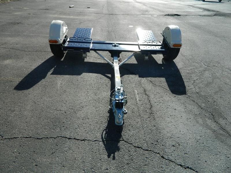 "2019 Master Tow 80"" Car Dolly - Hyd. Surge Brakes"