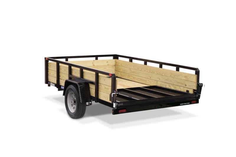 2020 Sure-Trac ST7210HST-B-030 Utility Trailer