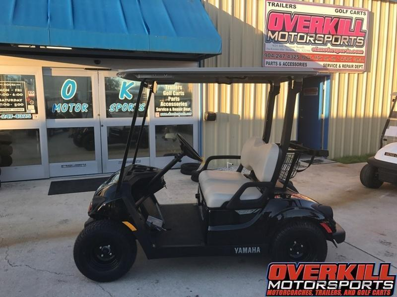 Difference Between Yamaha And Golf Cart on