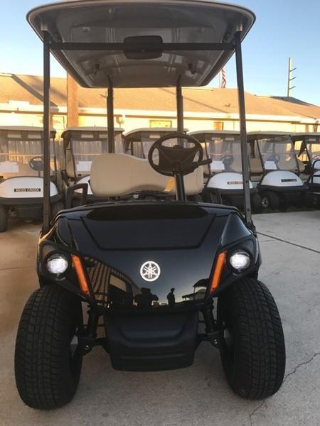 2019 Yamaha Drive2 Ptv Quietech Gas Golf Cart Efi 2 Passenger Golf