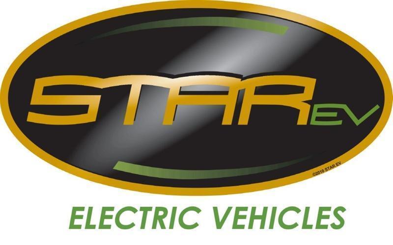 2018 StarEV 48V 2HCX Electric Utilty Golf Cart w/ Dump Box 2-Pass