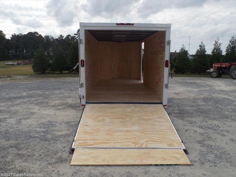 2019 Freedom Trailers FD 7X16TA2-VN+12 Enclosed Cargo Trailer