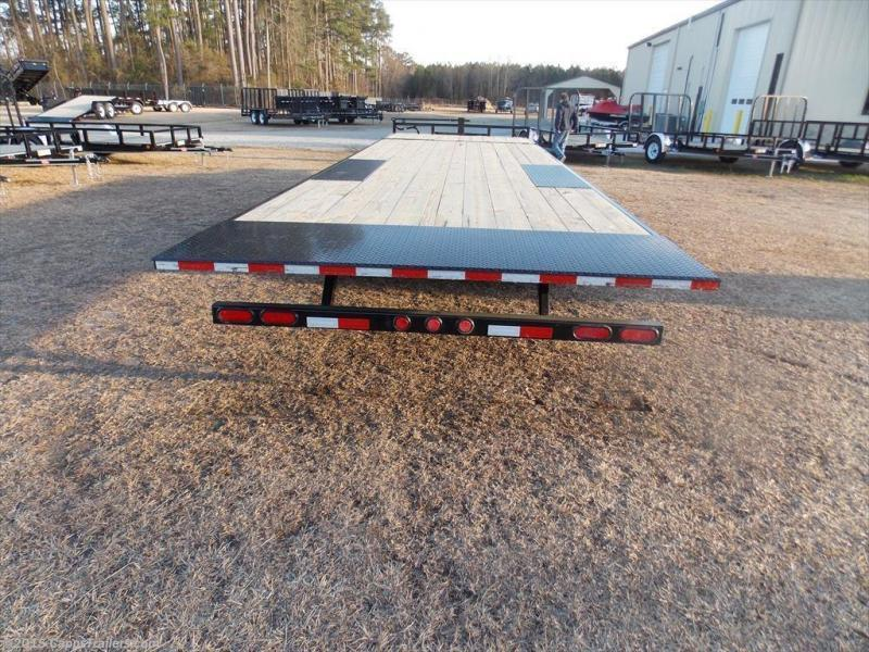 2019 Pj Trailers T8j2672bstk4rtz Tilt Deck Trailers For