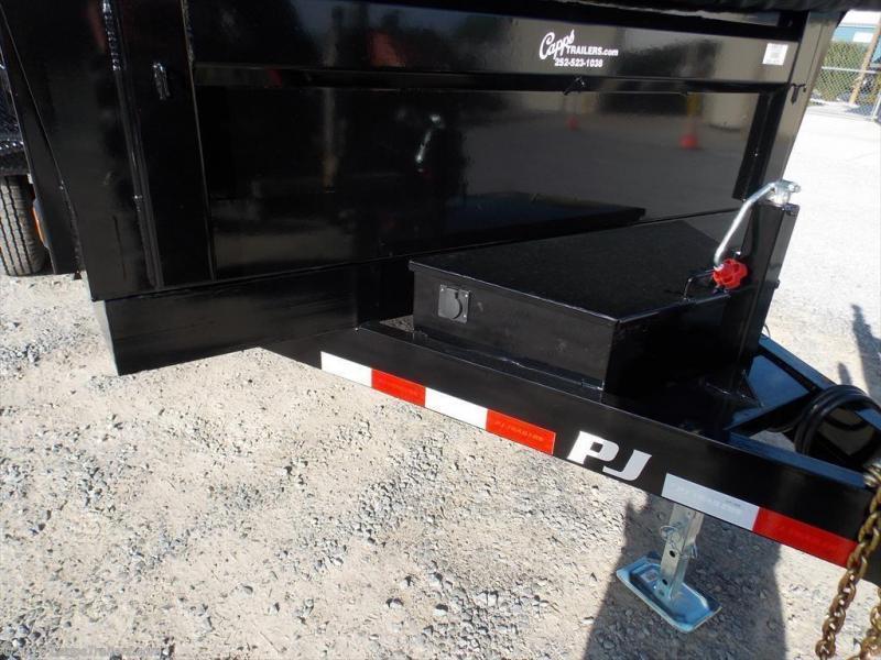 2020 PJ Trailers PJ DLA1672BDSKMP Dump Trailer