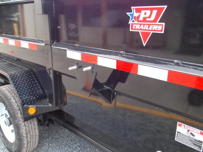 2020 PJ Trailers PJ DMA1472BDSKMP-SW03 Dump Trailer