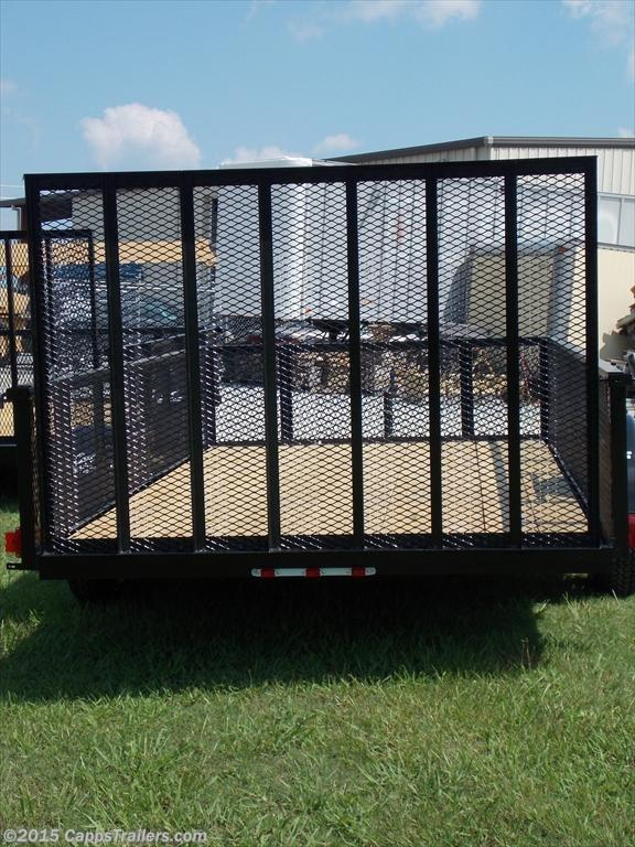 2019 Carry-On CO 6X14GWHS Utility Trailer
