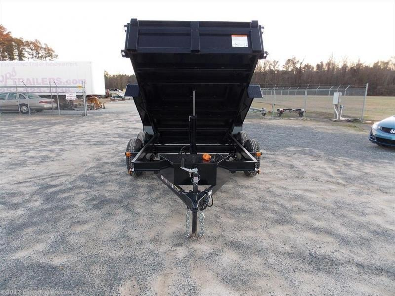 2019 Carry-On 6X10DUMPLP10K - Tailgate Dump Trailer