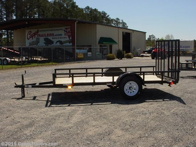 2019 Carry-On 6X10GW Utility Trailer