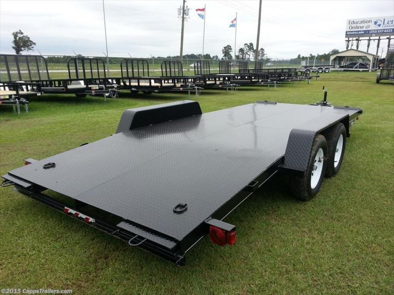 2019 Carry-On CO 7X18SF1BRK Car Hauler