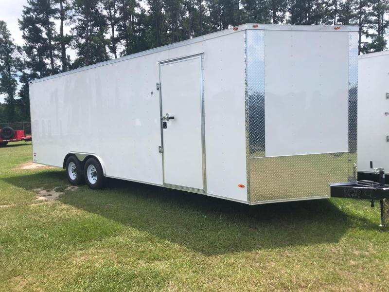 2019 Freedom Trailers DS 8.5X24TA3(6) Enclosed Cargo Trailer