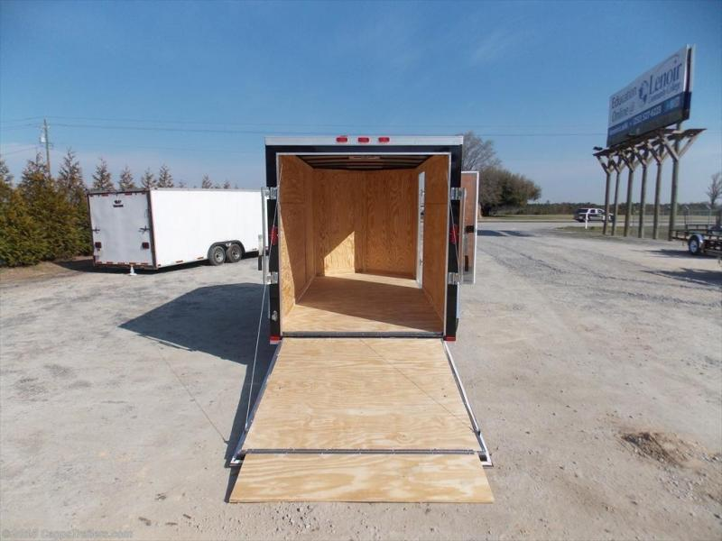 2017 Freedom Trailers 612SA-VN Enclosed Cargo Trailer