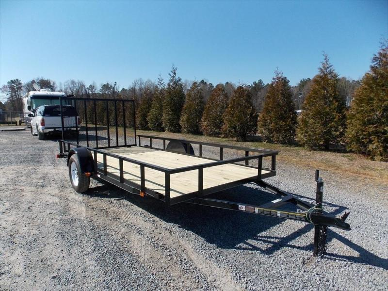 2019 Carry-On CO 6X14GW Utility Trailer