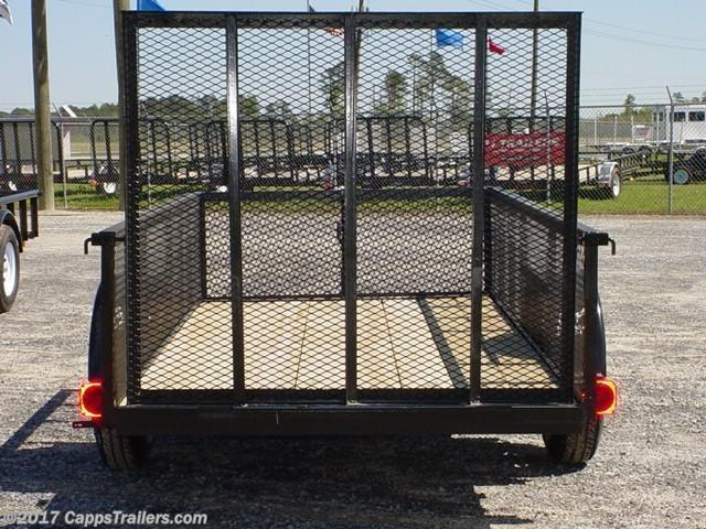 2019 Carry-On CO 5X8GWHS Utility Trailer