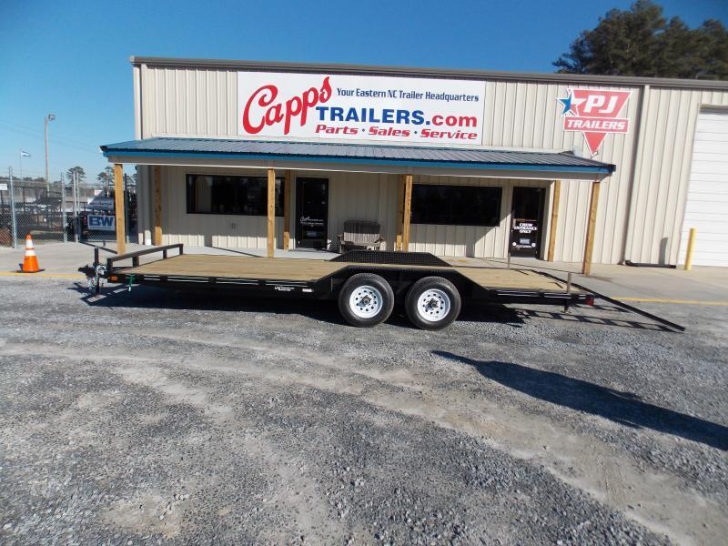 2019 Carry-On CO 8.5X20CHFTSR10K Equipment Trailer