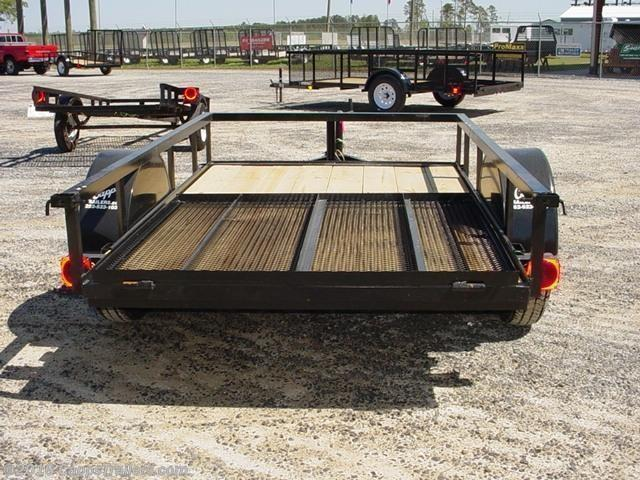 2019 Carry-On CO 5X10GW Utility Trailer