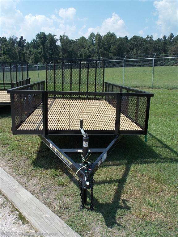 2019 Carry-On CO 6X12GWHS Utility Trailer