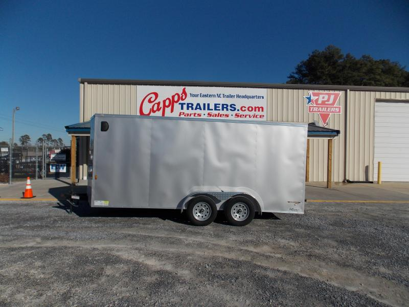 Continental Cargo CC GANS716TA2 Enclosed Cargo Trailer