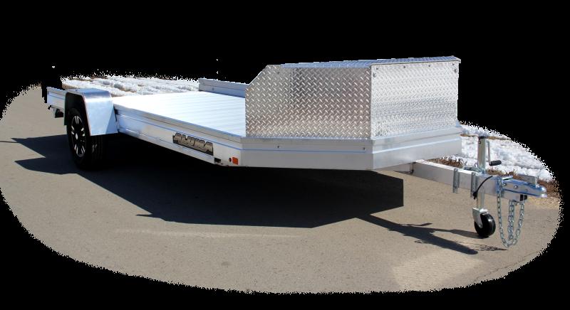2020 Aluma AL UTR12 Utility Trailer