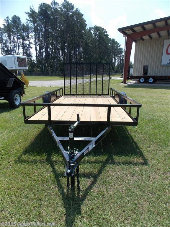 2018 Carry-On CO 6X12GW Utility Trailer