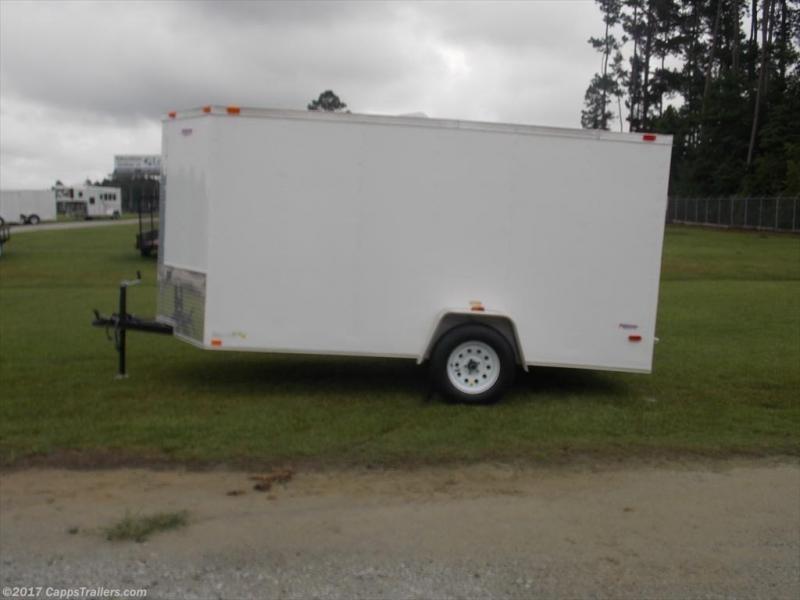 2020 Freedom Trailers FD 6X12SA-VN Enclosed Cargo Trailer