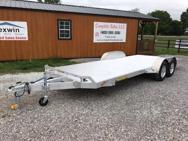 2020 Aluma 8220B Car / Racing Trailer