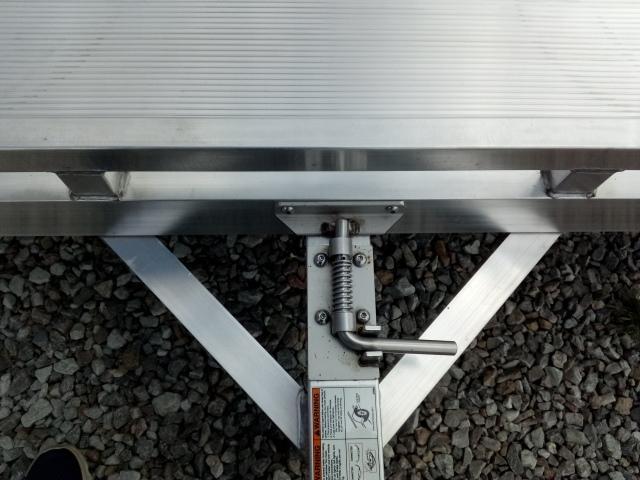 2019 Aluma 7712H TILT Utility Trailer