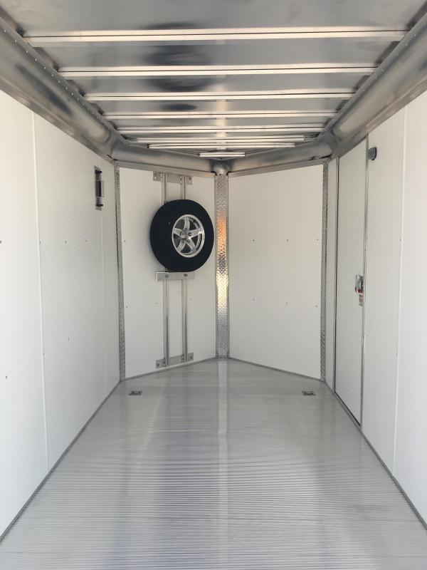 2018 Aluma AE610 Enclosed Cargo Trailer