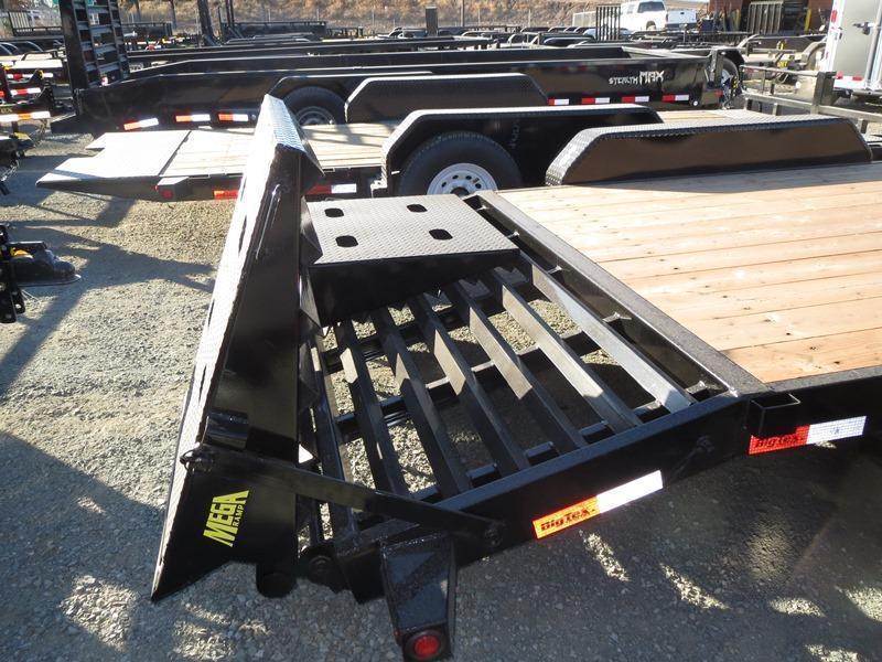 New 2019 Big Tex 14ET-16MR Equipment Trailer 7X16 14K