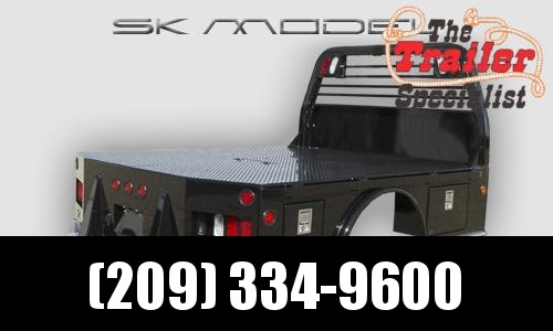 "2016 CM Truck Bed model SK 8'6""x97x56x38 Fits Ford dually"