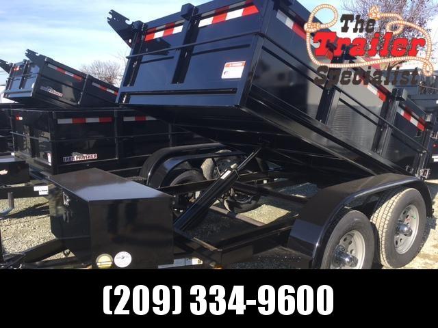 New 2020 Five Star DT064 5x8 7K GVW Dump Trailer  in Ashburn, VA