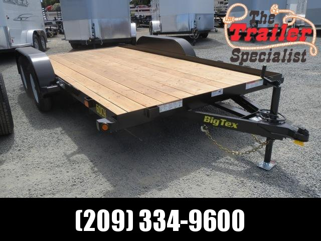 New 2019 Big Tex 60CH-14 7x14 6k GVW Car / Racing Trailer in Ashburn, VA