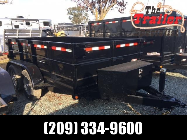 New 2018 Five Star DT065 7k 6x10 Dump Trailer