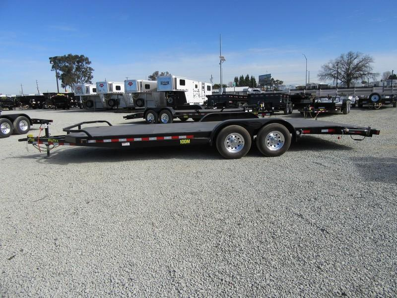 New 2018 Big Tex 10DM-22 7x22 10K Car / Racing Trailer Vin11080