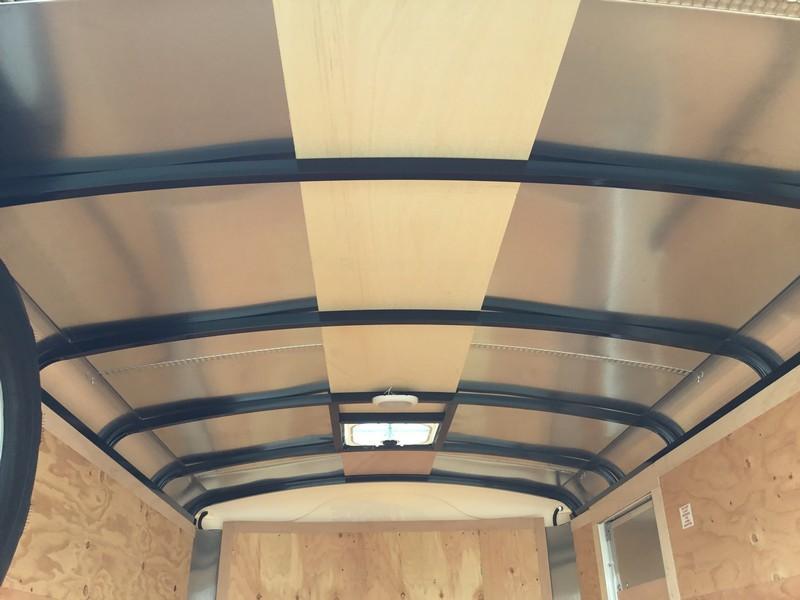 New 2018 Mirage Trailers MXPO610SA 6x10 Enclosed Cargo Trailer