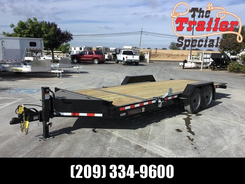 NEW Heavy Duty 2019 Midsota TB-20 Equipment Trailer