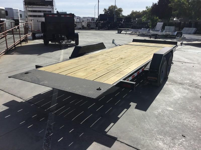 NEW Heavy Duty 2019 Midsota TB-20 Equipment Trailer