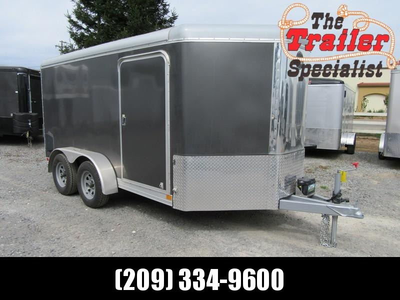 New 2018 Wells Cargo CW1222-102-V 7x12 Enclosed Cargo Trailer Vin 35478