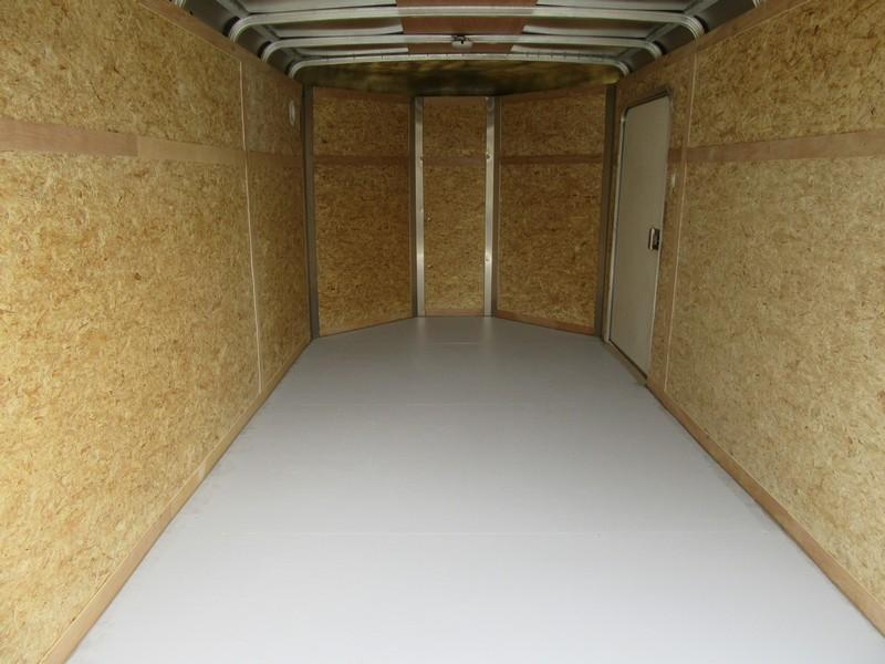 New 2018 Wells Cargo CW1222-102-V 7x12 Enclosed Cargo Trailer Vin 35478