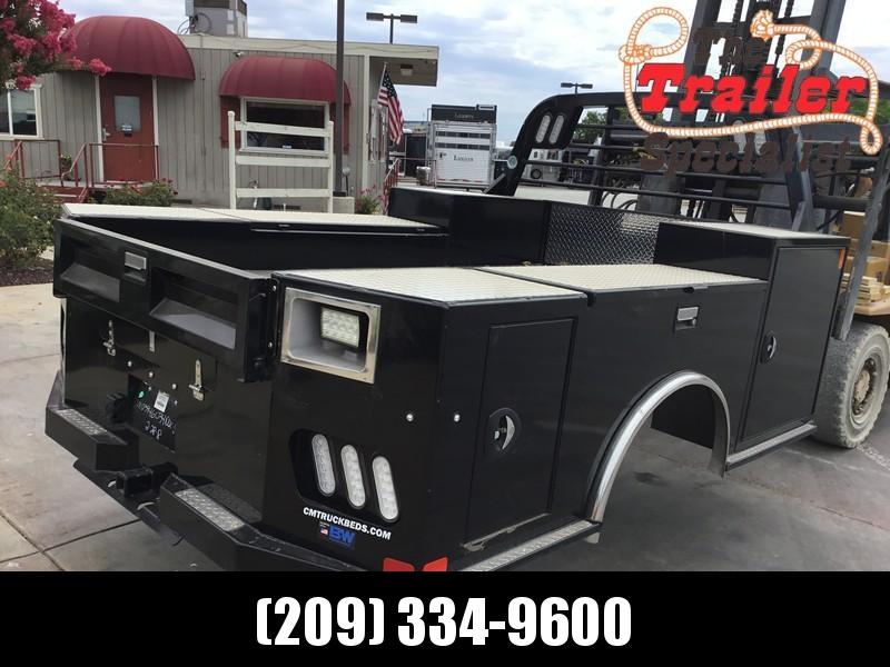 """NEW 2018 CM TM DELUXE 9'4""""/94/60/34 Truck Bed"""