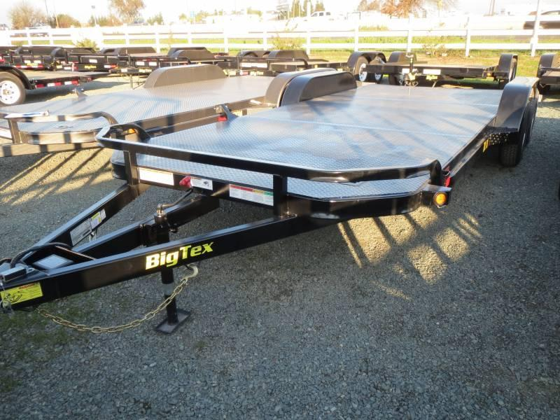 New 2018 Big Tex  70DM-20 7x20 Car/Racing Trailer VIN:06027