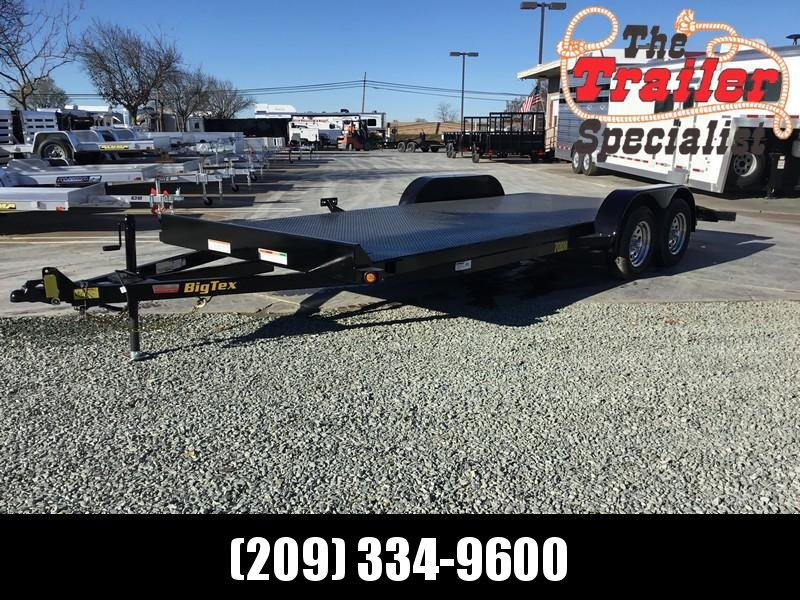 New 2020 Big Tex  70DM-20 7x20 Car/Racing Trailer in Ashburn, VA